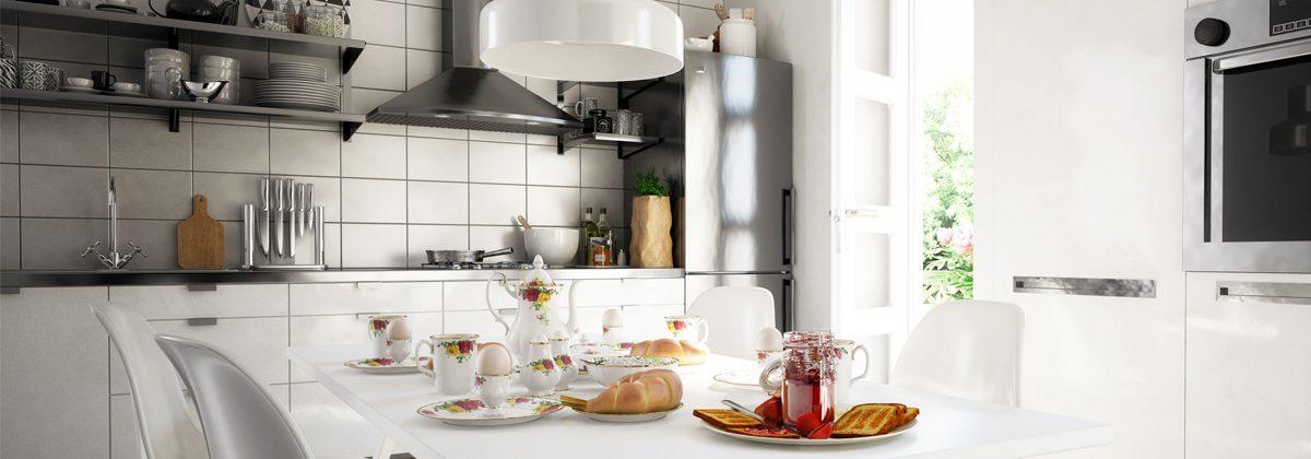 Meble kuchenne na wymiar Białystok - Baturo Meble