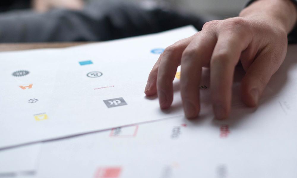 Rebranding, redesign logo