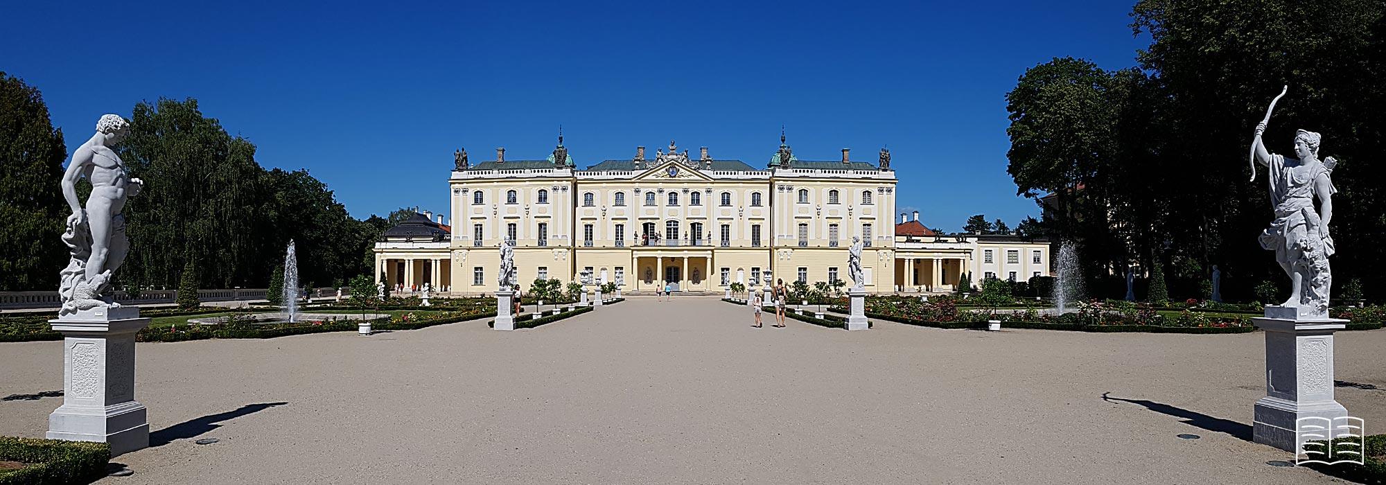 Bialystok - Pałac Branickich